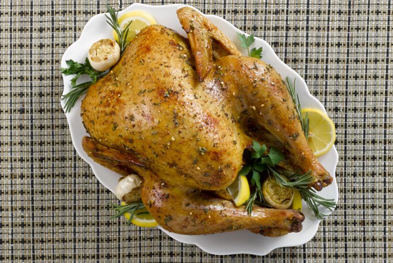 Easiest Holiday Turkey