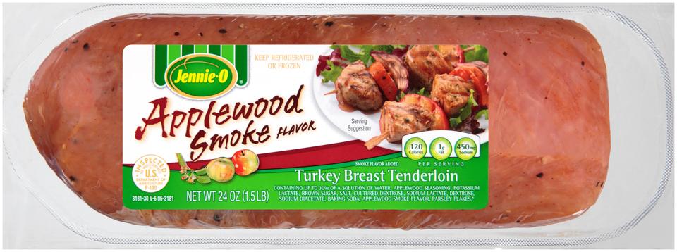 Applewood Smoke Flavor Turkey Breast Tenderloin