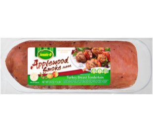 Applewood Smoke Flavor Turkey Breast Tenderloin