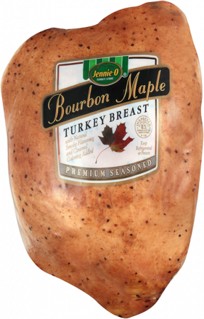Bourbon Maple Turkey Breast