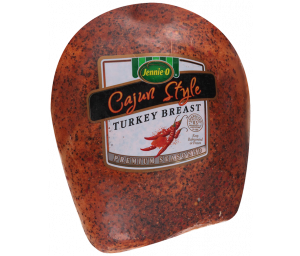Cajun Style Turkey Breast