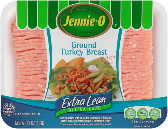 Extra Lean Ground Turkey Breast