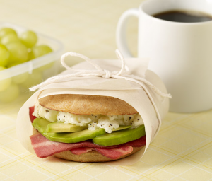 Grab & Go Turkey Breakfast Sandwich