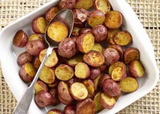 Easy Roasted New Potatoes