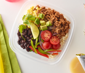 Turkey Tex-Mex Meal Bowls