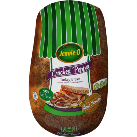 GRAND CHAMPION® Cracked Pepper Turkey Breast