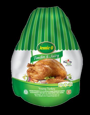 Tender & Juicy Young Turkey