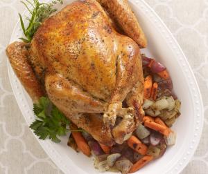Make-Ahead Slow Roasted Turkey