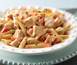 Creamy Turkey Pasta