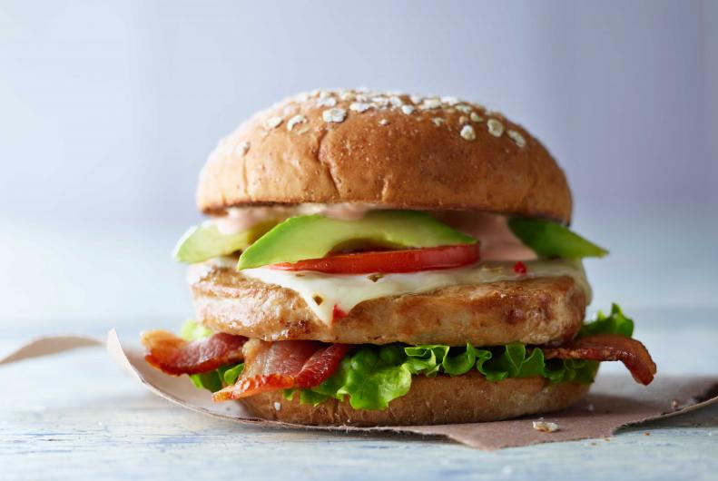 Turkey Burger Club