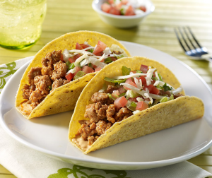 Chipotle Turkey Tacos