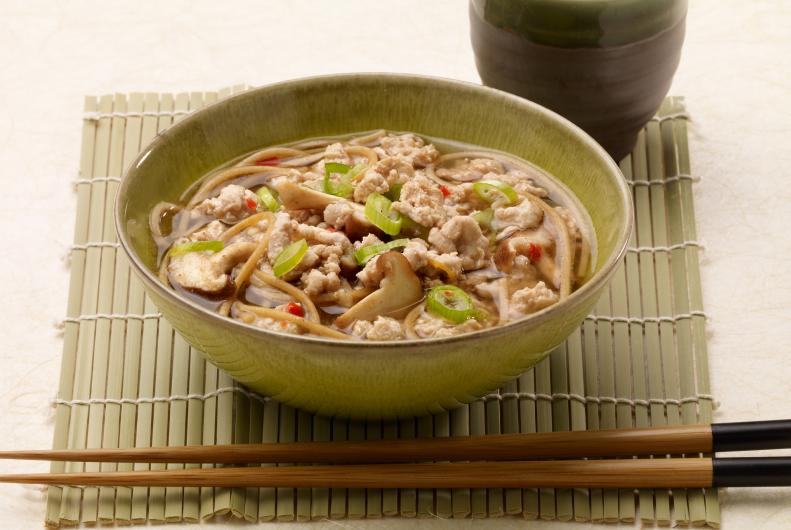 5 Spice Turkey Noodle Bowls