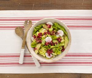 Leftover Cranberry Relish Salad