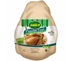 Premium Fresh All Natural RWOA Young Turkey