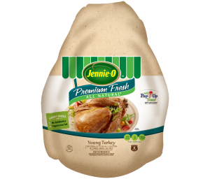 Premium Fresh All Natural* RWOA Young Turkey