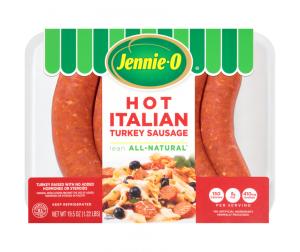 Lean Hot Italian Turkey Sausage