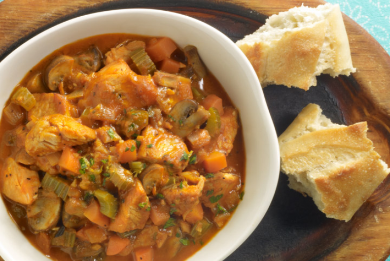 Turkey Vegetable Stew