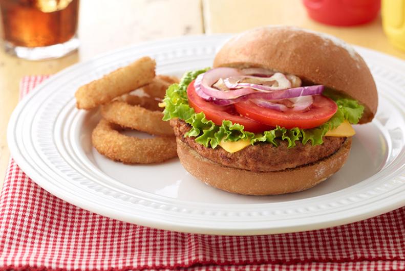 Best Turkey Burger Recipe