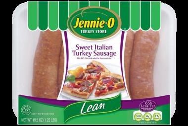 Home / Products / Sausage / Lean Sweet Italian Turkey Sausage