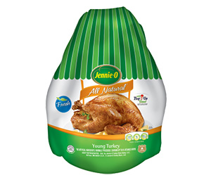 Fresh All Natural* Young Turkey
