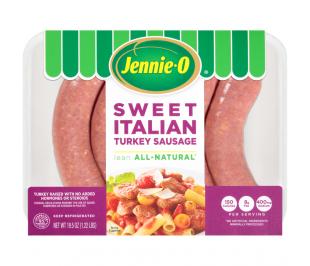 Lean Sweet Italian Turkey Sausage