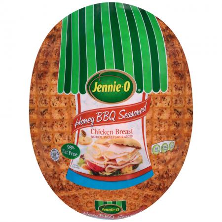 Honey BBQ Seasoned Chicken Breast