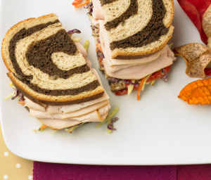 Turkey & Slaw Sandwiches