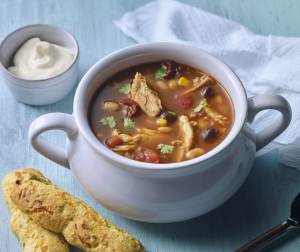 Turkey Chipotle Chili Soup