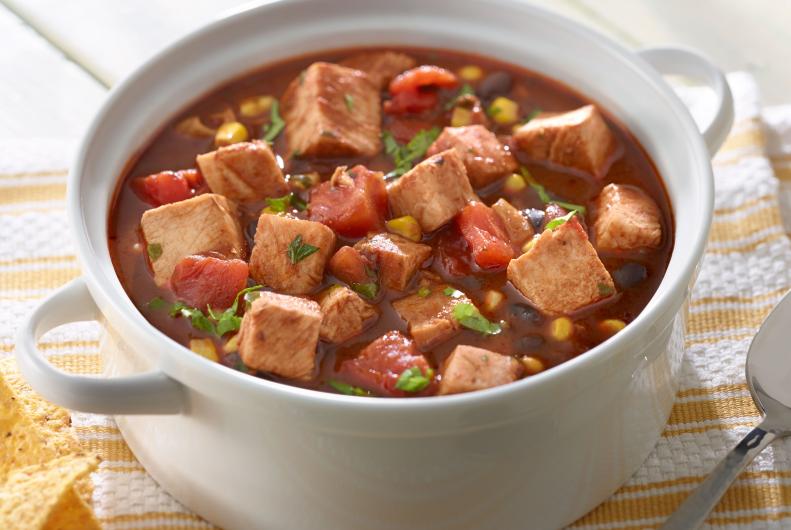 Home / Recipes / Health + Diet / 30-Minute Turkey Chili