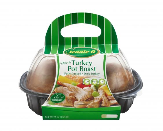 Bone-in Turkey Pot Roast