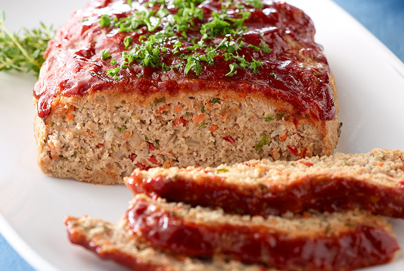 Turkey Meatloaf Makeover
