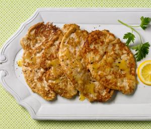 Turkey Schnitzel