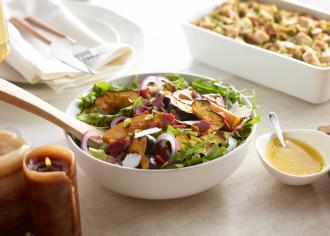 Oven Roasted Squash Salad