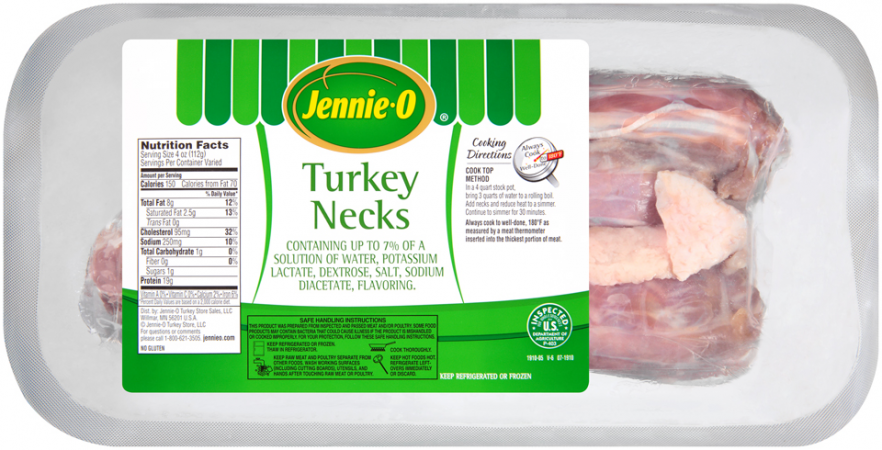 Turkey Necks