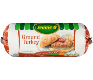 Ground Turkey Roll