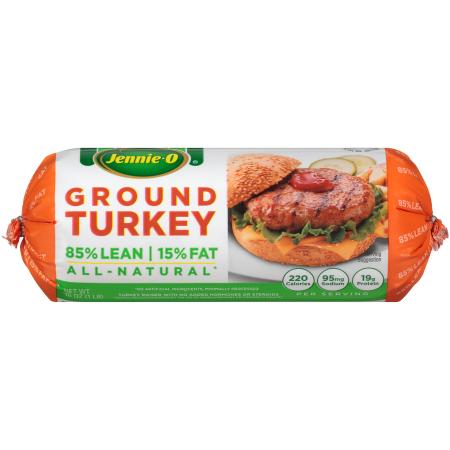 Ground Turkey Roll