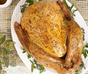 Simple Holiday Turkey