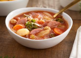 Slow Cooker Italian Vegetable Gnocchi Soup