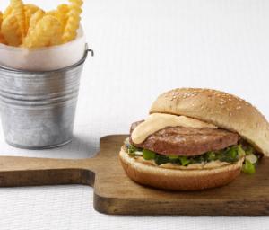 Bronx Turkey Burger