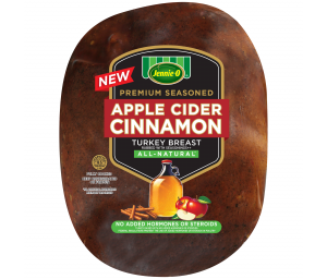 Apple Cider Cinnamon Turkey Breast