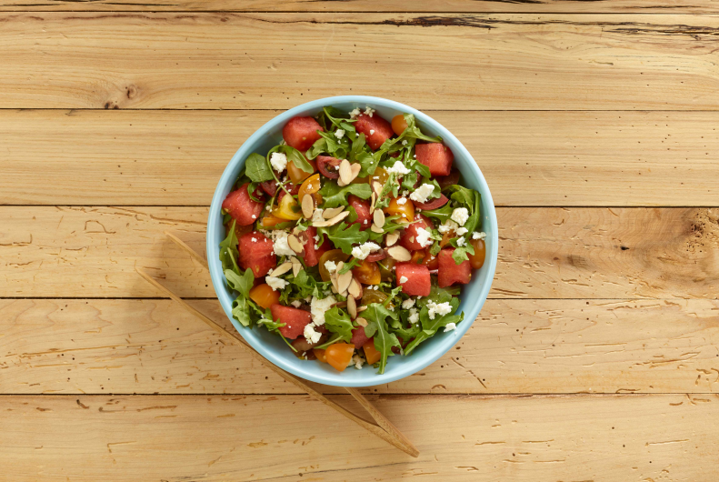 Sweet & Savory Summer Salad