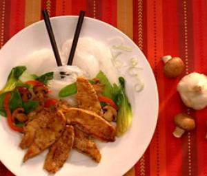 Savory Turkey Stir-Fry