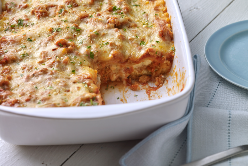 Classic Turkey Lasagna