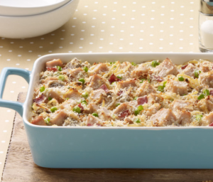 Best Ever Turkey Tetrazzini