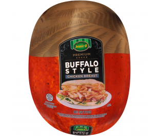 Buffalo Style Chicken Breast