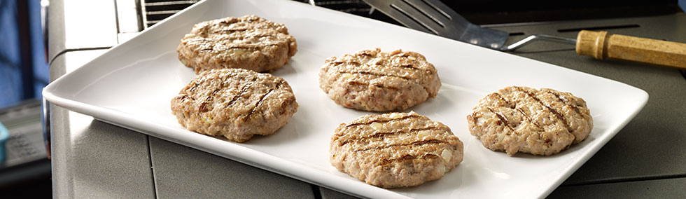 Turkey Burger Tips