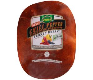Chili Pepper Turkey Breast