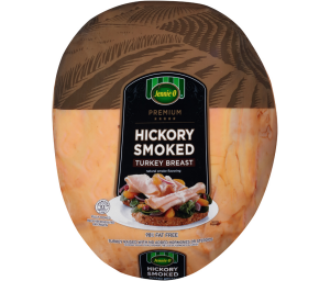 Hickory Smoked Deli Turkey Breast