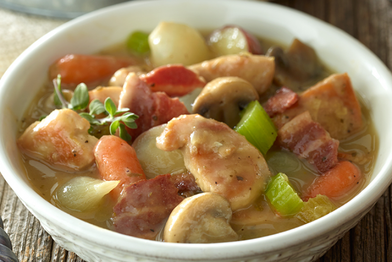 Rustic Turkey Stew