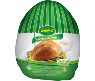 Tender & Juicy Young Turkey Breast